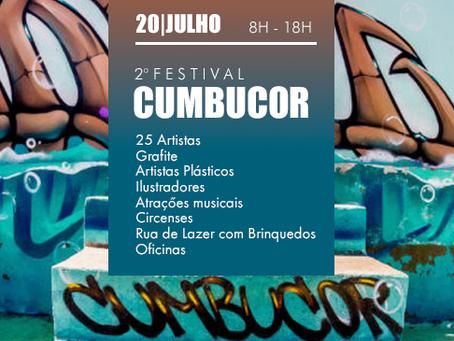 Que venha o CumbuCor!
