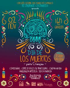 DIa de Los Muertos - Restaurante Castanhola