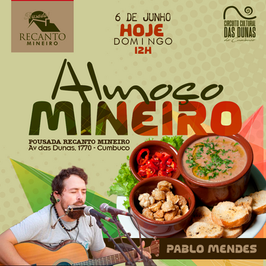 Almoço Mineiro - Recanto Mineiro