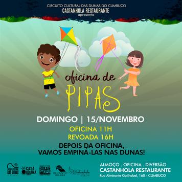 Oficina de Pipas - Restaurante Castanhola