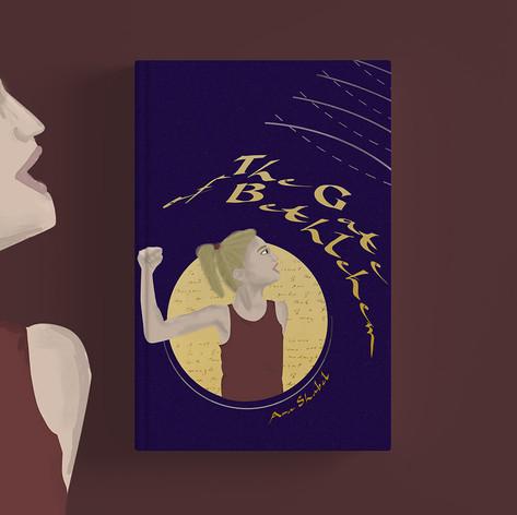 The Gate of Bethelhem- Illustration et couverture de livre