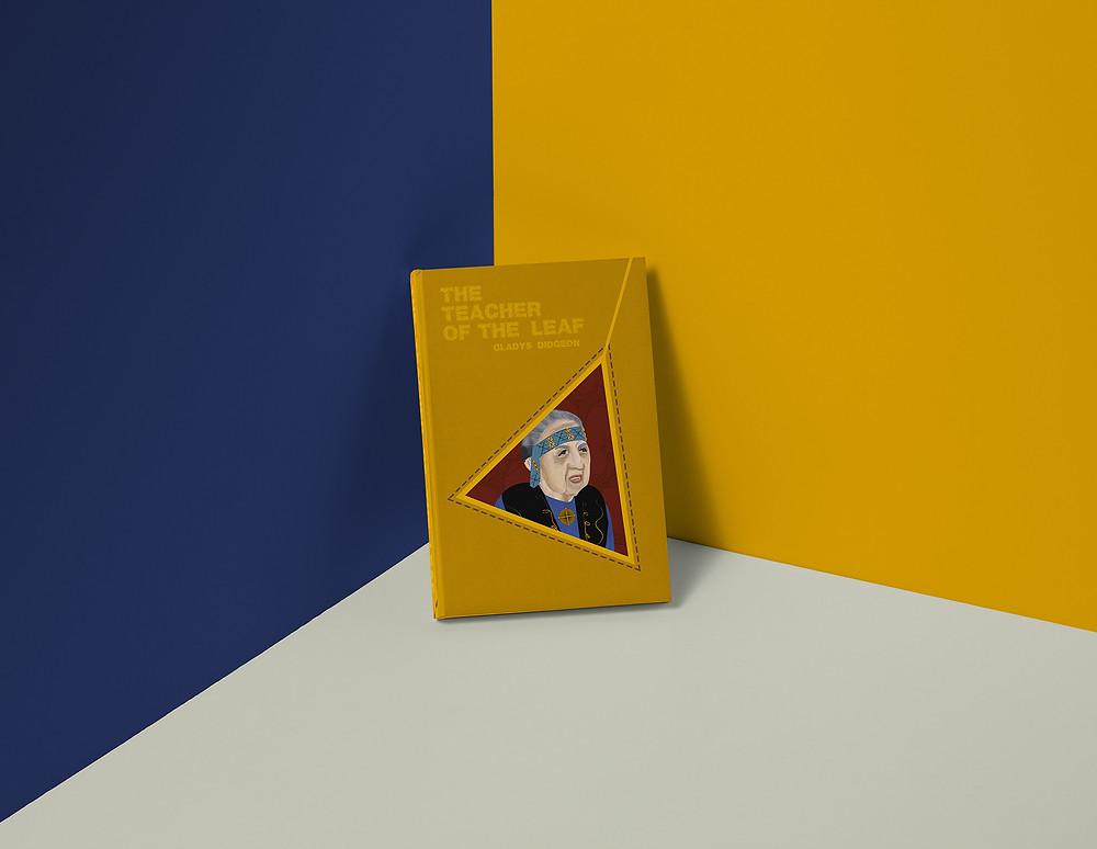 Book cover, illutration, by camille obligis endivemole