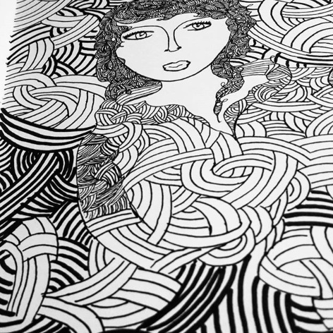 My little pleasure - Illustrations