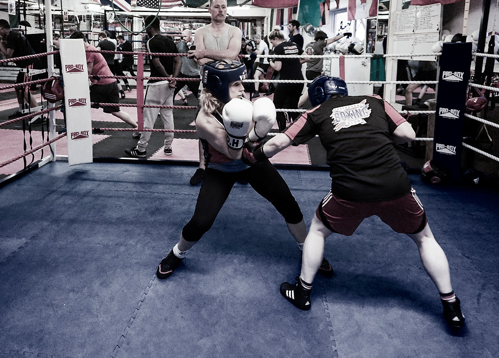Eastbourne boxing club, Camille Obligis, photography and digital marketing, endivemole.com