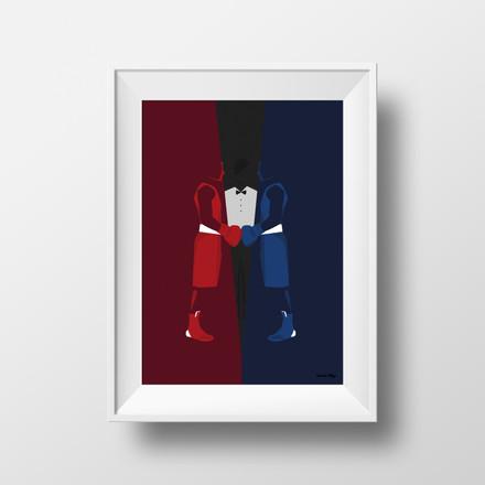 boxing illustration