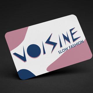 Voisine - Branding
