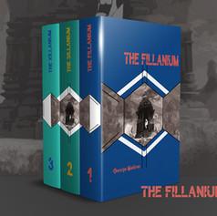The fillanium series - Couverture de livre