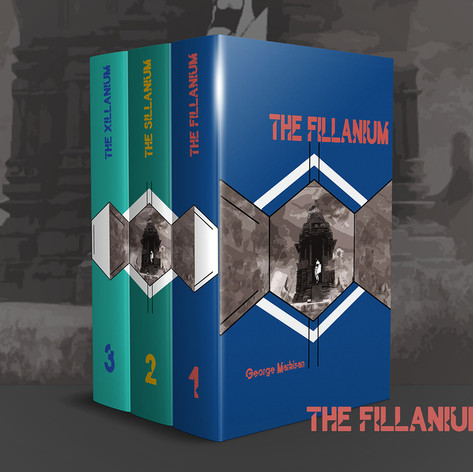 The fillanium series - Couverture de livre