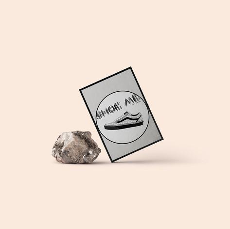 Shoe me - Illustration et couverture de livre