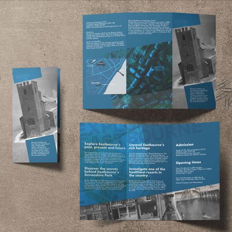Eastbourne Heritage Centre - Brochure