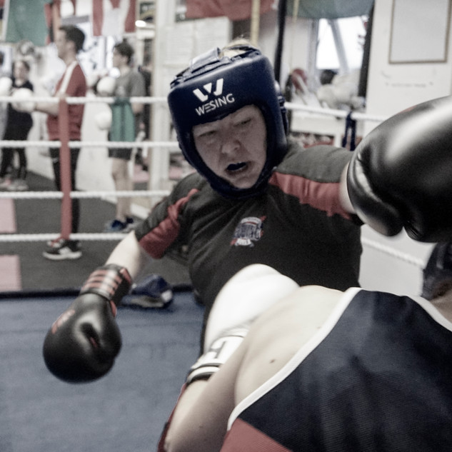 BOXING - Photographie