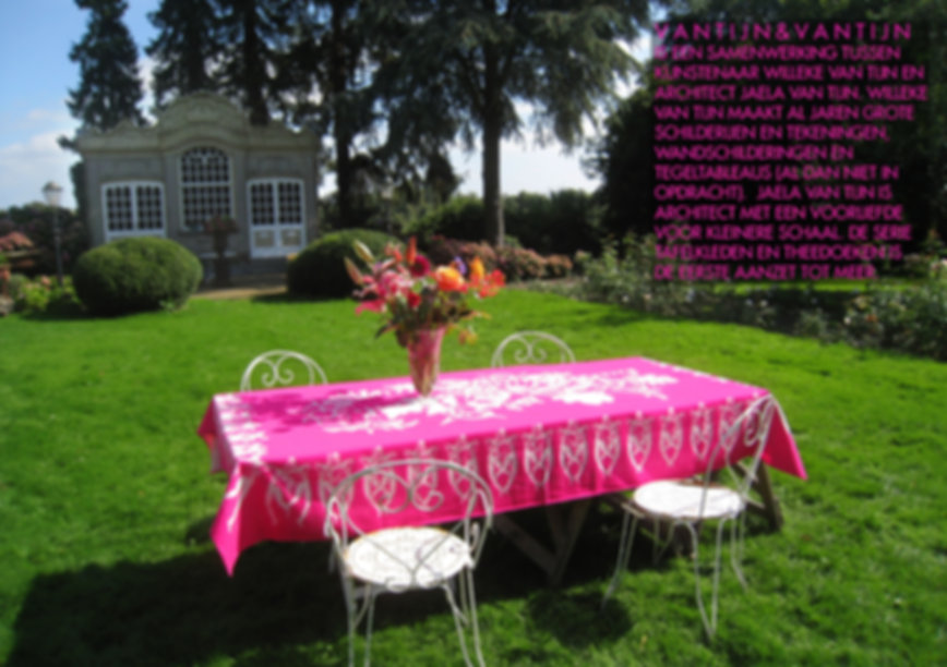 vantijnenvantijn tafelkleden tableclothes