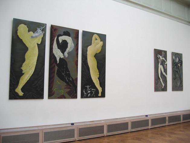 tentoonstelling Hoogovens Arti