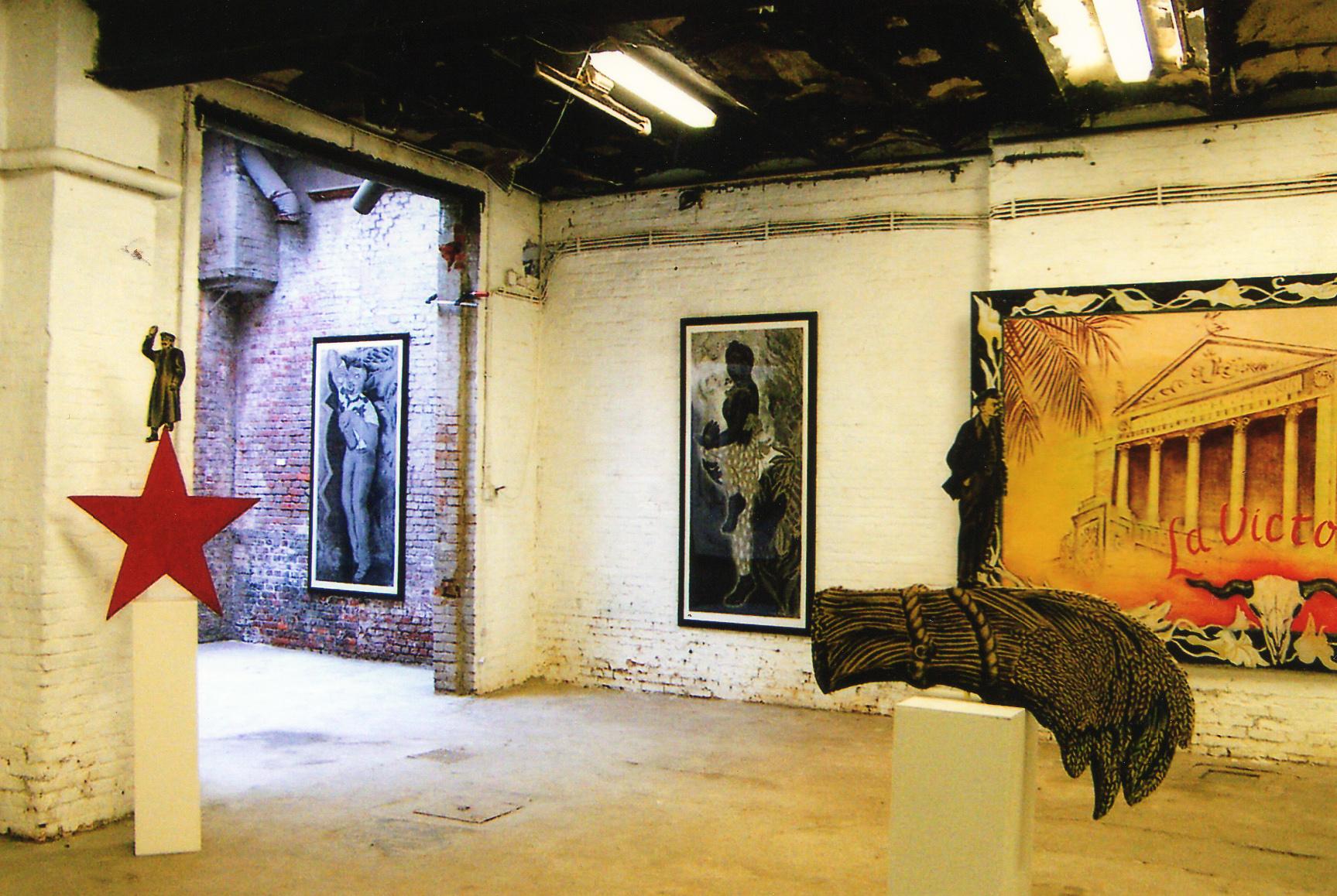 De Branderij Antwerpen 2000_