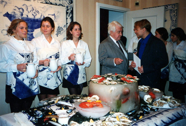 Villa Bloemenheuvel 1999.