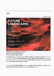 Venice Future Landscapes