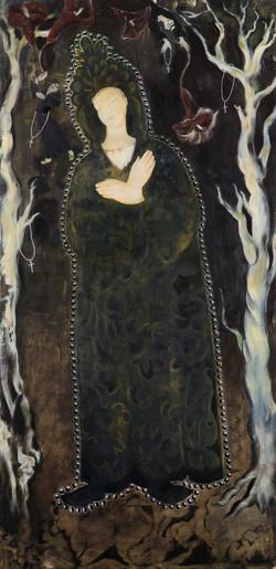 Madonna zwart