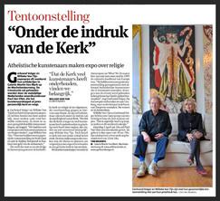 Artikel Tine Wilberts Gazet van Antwerpe