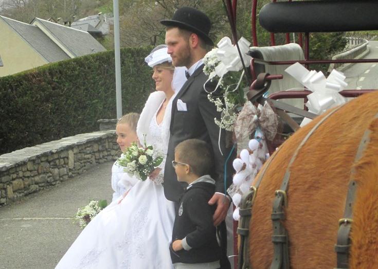 Mariage aux Pyrénées