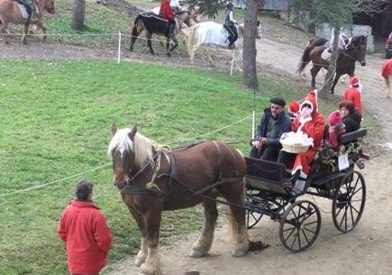Noël au centre équestre