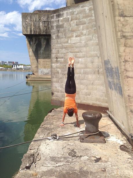 Yoga Pau sportif