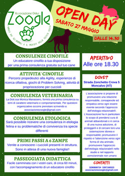 OPEN DAY!!