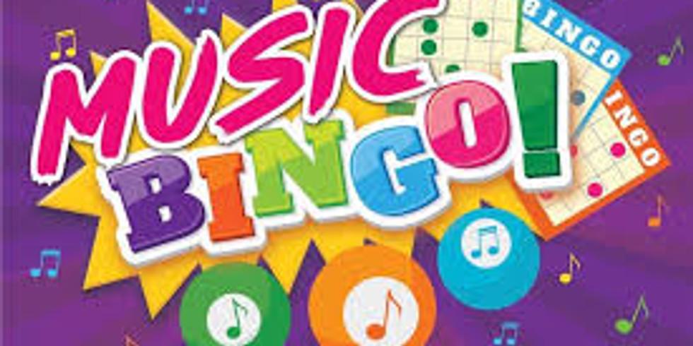 Music Bingo with ANGIE HIENZE  6-8pm