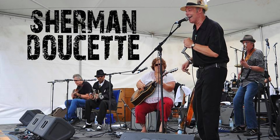 FRIDAY NIGHT LIVE - Sherman Doucette