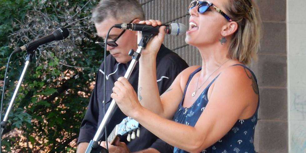 Suz & Johnny's Blues Band