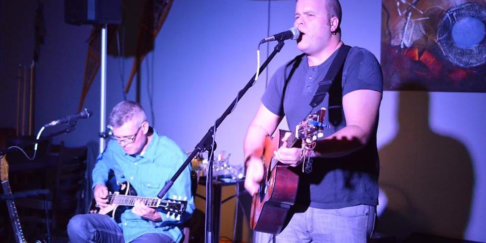 LIVE MUSIC - Jon & Evan