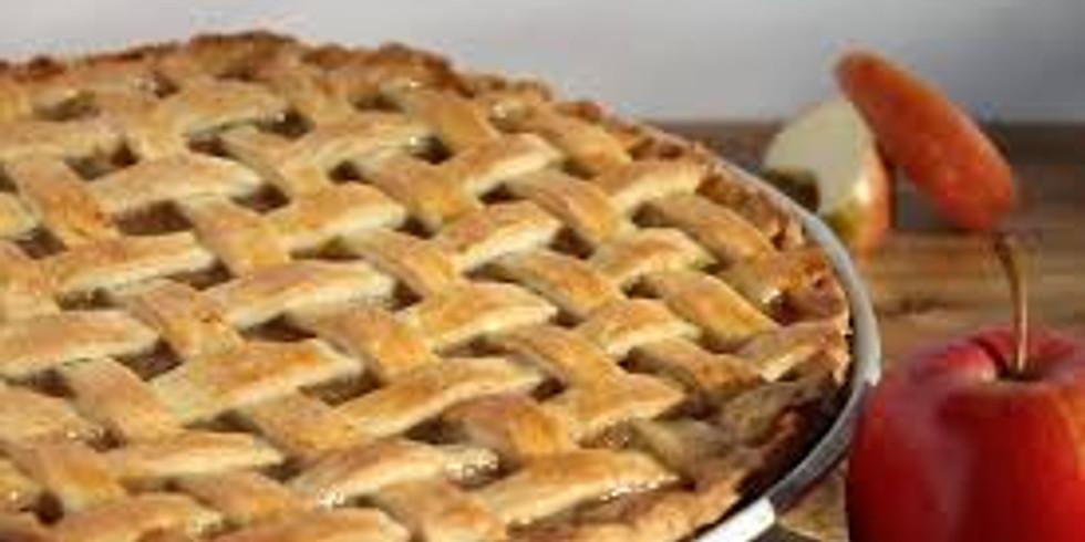 Homemade Pie Bake off