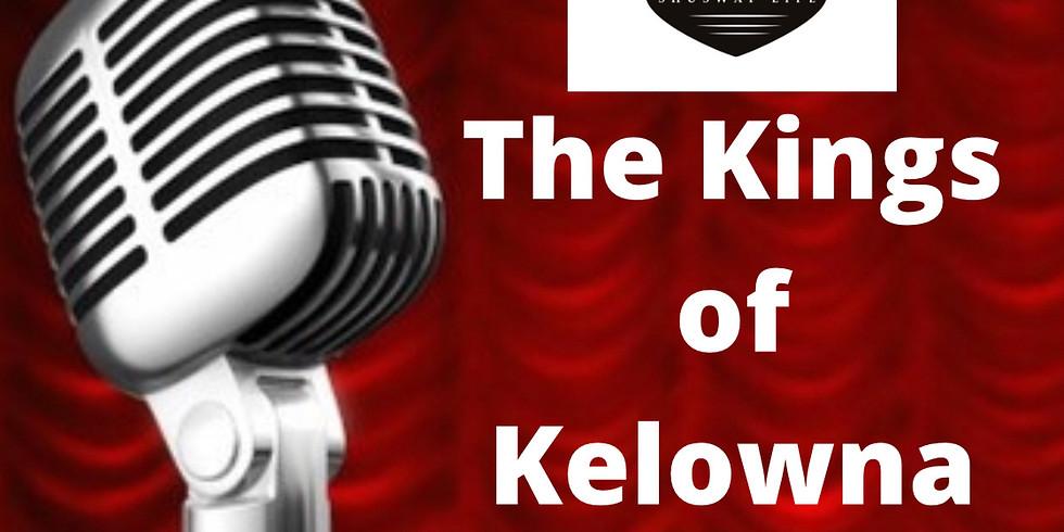 King of Kelowna Comedy - Get your tickets in the link below