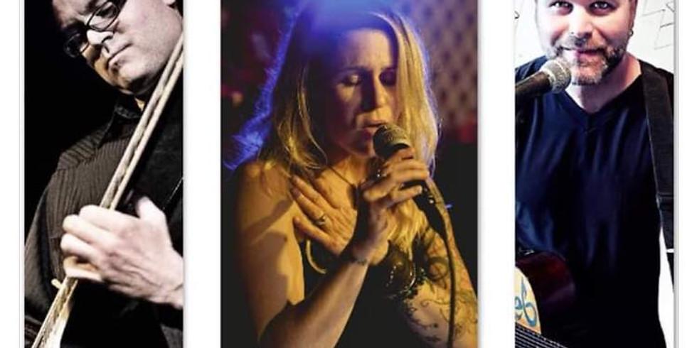 LIVE MUSIC - Kira, Jon T & Evan Wilds