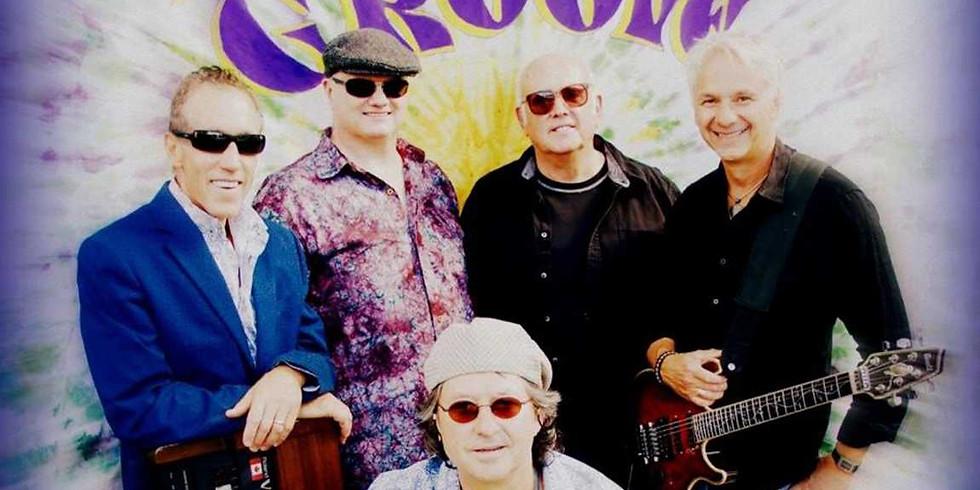 FRIDAY NIGHT LIVE with Paisley Groove