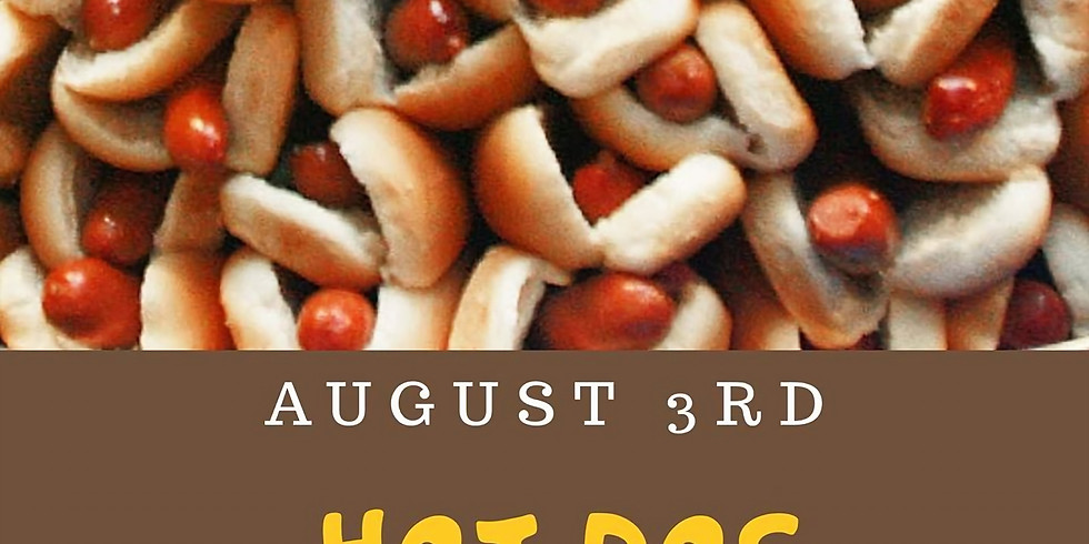 The Hub's 1st annual Hot Dog Eating Contest