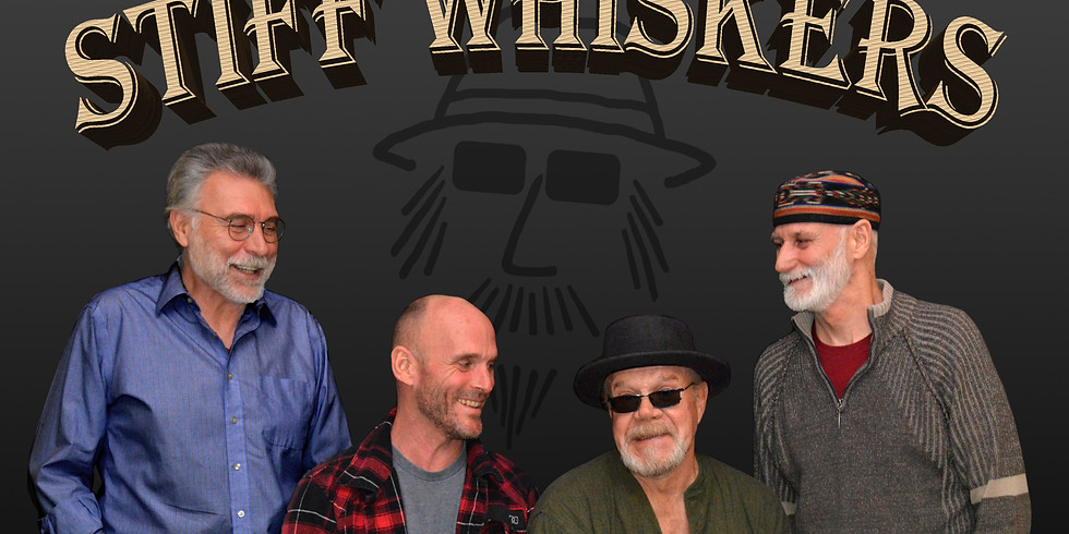 LIVE MUSIC - Stiff Whiskers