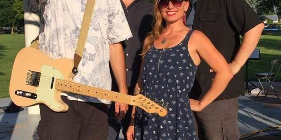 SUZ'N JOHNNY'S BLUES BAND   CUSTOMER APPRECIATION DAY!