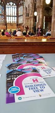 St Helen's Church poetry
