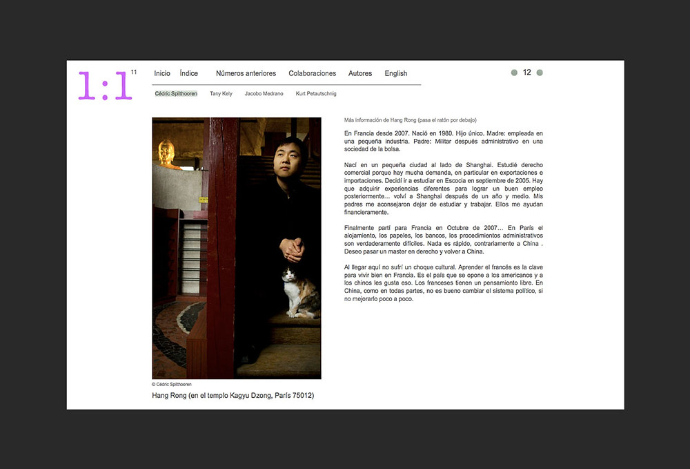 Publication-1a1 Foto-magazine online-Spain-2011