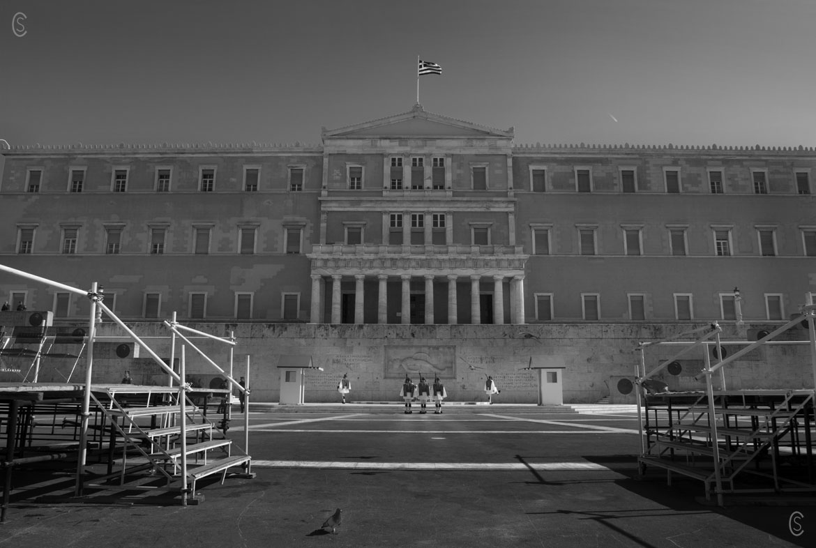 Greek Parliament-Athens-28 Oct 2011