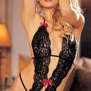 Δαντελωτό Κορμάκι Kinky Pleasure - Sexy Lingerie