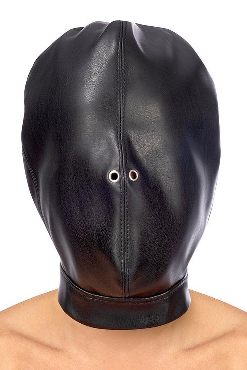 Πλήρης Κουκούλα FetishTentation-Μαύρη