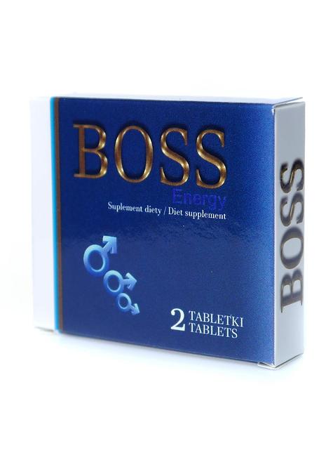 Αντρικό Διεγερτικό Boss Energy Ginseng-2τμχ