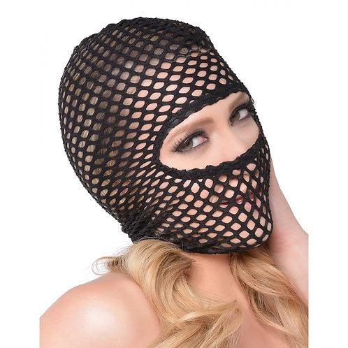 Μάσκα Fishnet Hood Μαύρη