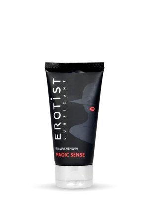Γυναικείο Διεγερτικό Gel Erotist Gel for women Magic Sense-50ml