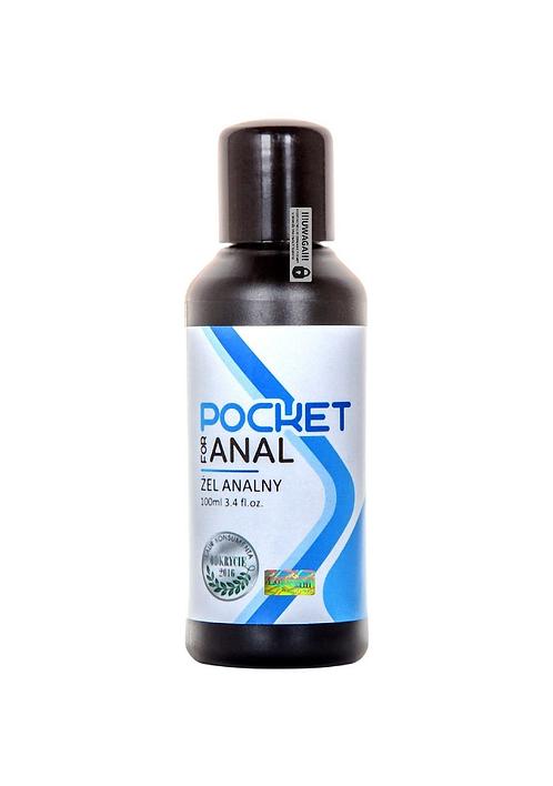 Πρωκτικό Λιπαντικό -POCKET FOR ANAL-100ml
