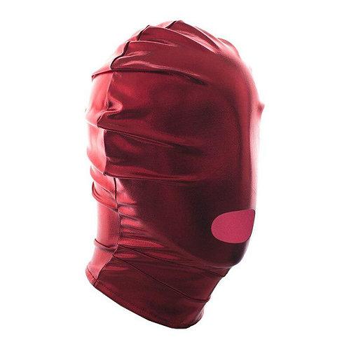 Πλήρης Μάσκα με Στόμα - Κόκκινο