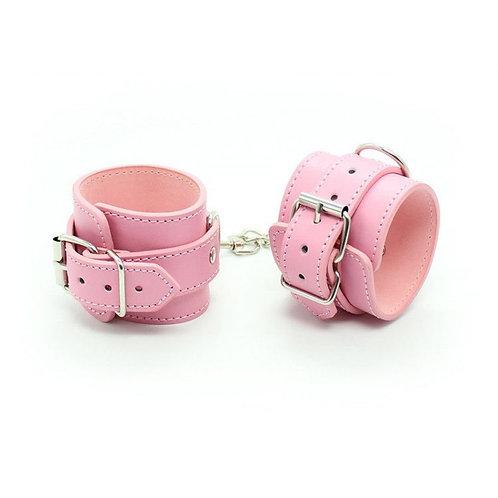 Ροζ Χειροπέδες/Ποδοπέδες