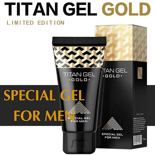 TITAN GELGOLD 50ml