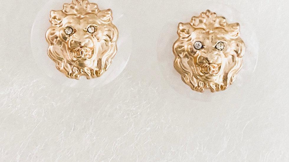 Lioness CC Earrings